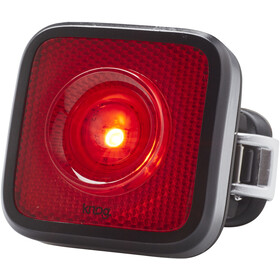 Knog Blinder MOB Achterlicht StVZO rode LED, black
